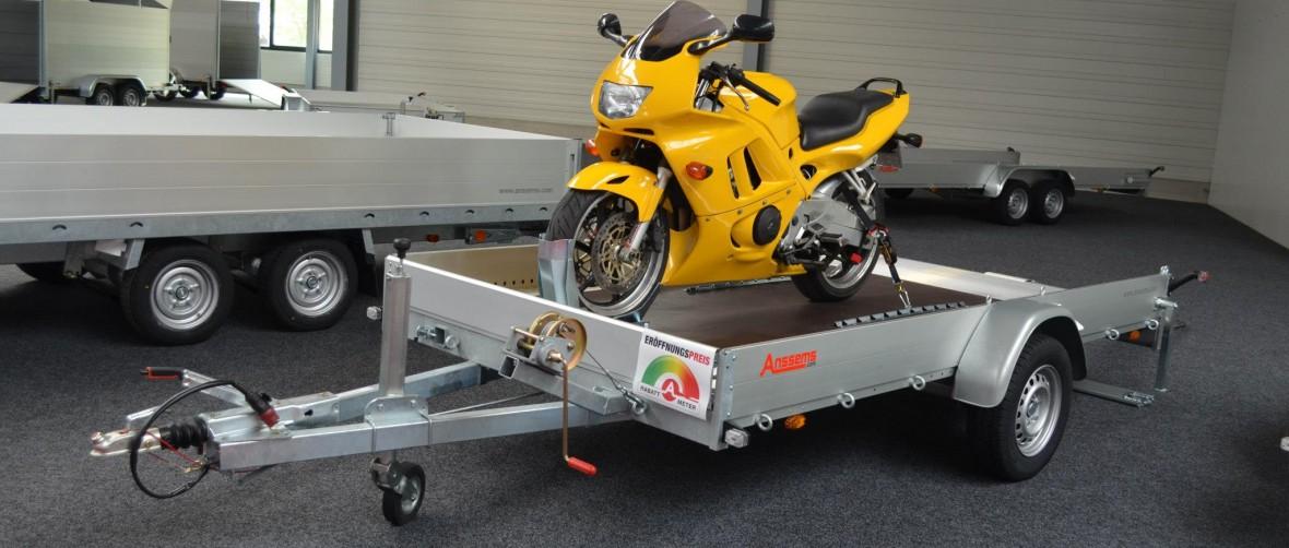 Anssems motortrailer